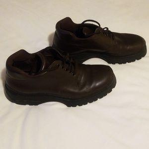 Men's lace-up Prada shoes